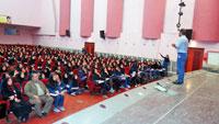 حضور 4000 دانش آموز استان بوشهر در طرح رایگان جمع بندی دروس نهایی سوم متوسطه