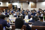 تصاویر حضور رئیس کل یانک مرکزی در اتاق بازرگانی