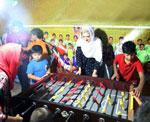 گزارش تصویری جشن امید، نشاط و سلامتی در بوشهر