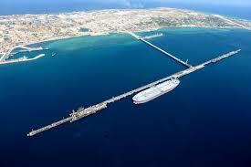 زمینه برای حل عمده مشکلات جزیره خارگ فراهم است(تصاویر)