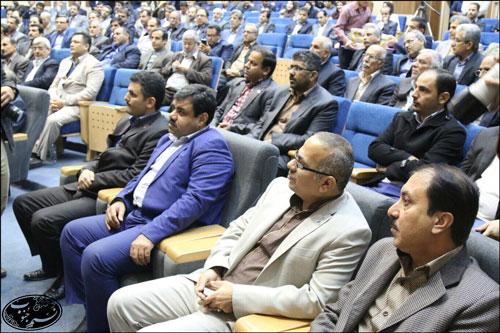 گزارش تصویری نسیم جنوب از معارفه مدیرکل تامین اجتماعی استان بوشهر