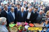 برگزاری جشنواره دست آوردهای روستایی در شهرستان جم+تصاویر