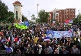 راهپیمایی 22 بهمن در بوشهر