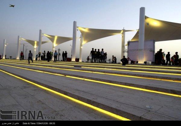 دهکده گردشگری امید بندر بوشهر