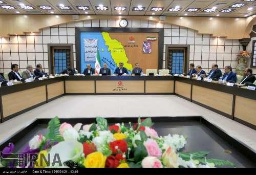 گزارش تصویری اولین جلسه شورای اداری استان بوشهر در سال 95