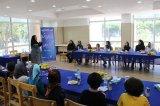 اولین کمپ کتابخوانی با حضور بچههای کار در بوشهر برگزار شد