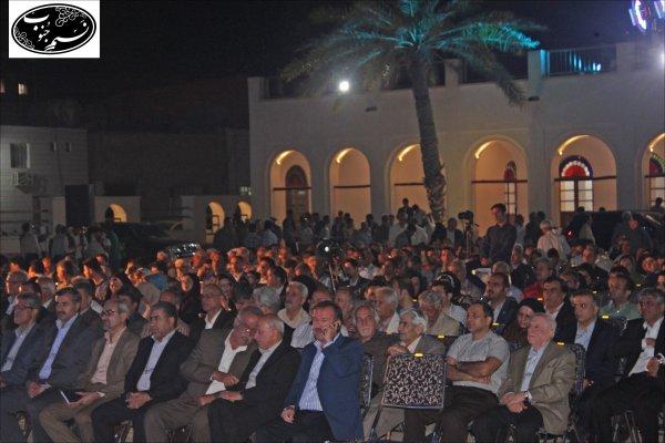 گزارش تصویری نسیم جنوب از بازگشائی مجموعه فرهنگی تاریخی مدرسه سعادت در بوشهر