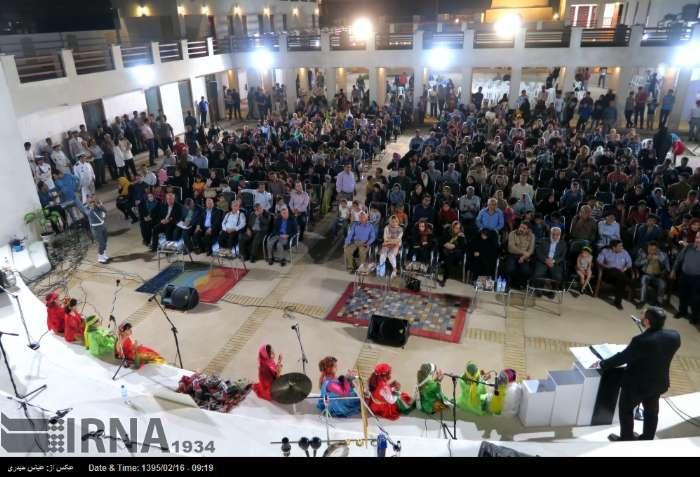 گزارش تصویری جشن فرهنگ دوستان در جوار مقبره سالار اسلام و آرامگاه آتشی