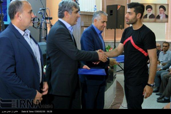 گزارش تصویری مراسم روز جوان در بوشهر