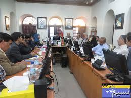 سایه بحران آب بر جلسه شورای بندر بوشهر