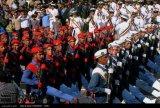 تصاویر رژه نیروهای مسلح استان بوشهر به مناسبت آغاز هفته دفاع مقدس