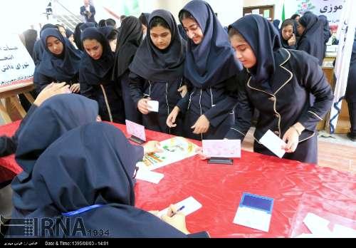 گزارش تصویری برگزاری انتخابات شوراهای دانش آموزی استان بوشهر