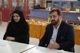 افتتاح مرکز فراگیر و راه انداری آسمان نما کانون استان بوشهر +تصاویر