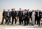 گزارش تصویری / آغار عملیات اجرایی پروژه های درمانی در بوشهر
