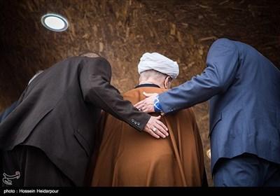 بدرود مرد بردبار ایران، بدرود یار اصلاحات!