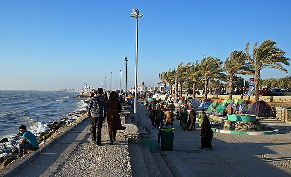 بوشهر، سفرهای نوروزی و زیبایی های خلیج فارس + تصاویر