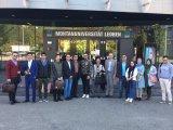حضور اساتيد و دانشجويان دانشگاه خليج فارس در مدرسه تابستانه  انرژي و محيط زيست اتريش