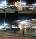 اعتراض بازاریان به شرایط اسف بار خیابان های مرکز شهر بوشهر